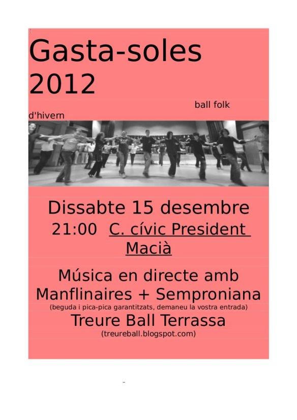cartell gs2012