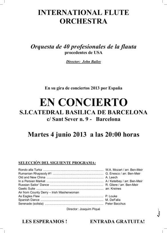 Concert IFO_Barcelona