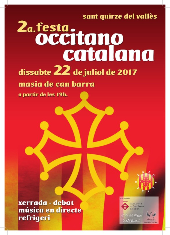 Festa Occitano Catalana St Quirze del Vallès 22-04-17
