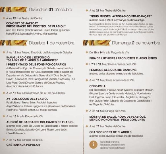 programa 30 FFA 2
