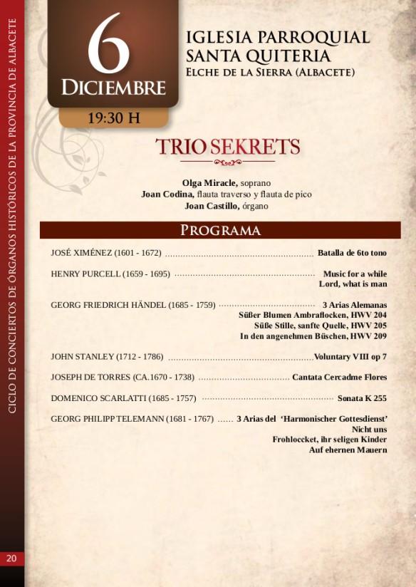 Programa-ORGANOS-2014