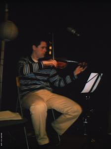 L'Ermes al violí