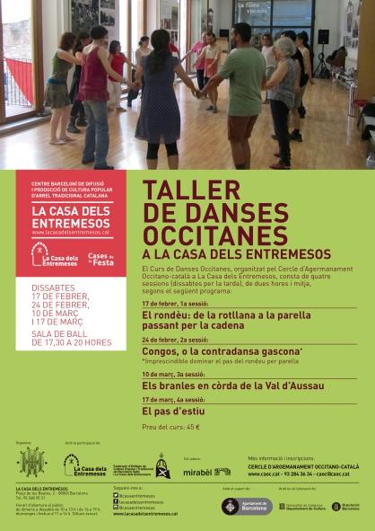 Newsletter Tallers de Danses Occitanes