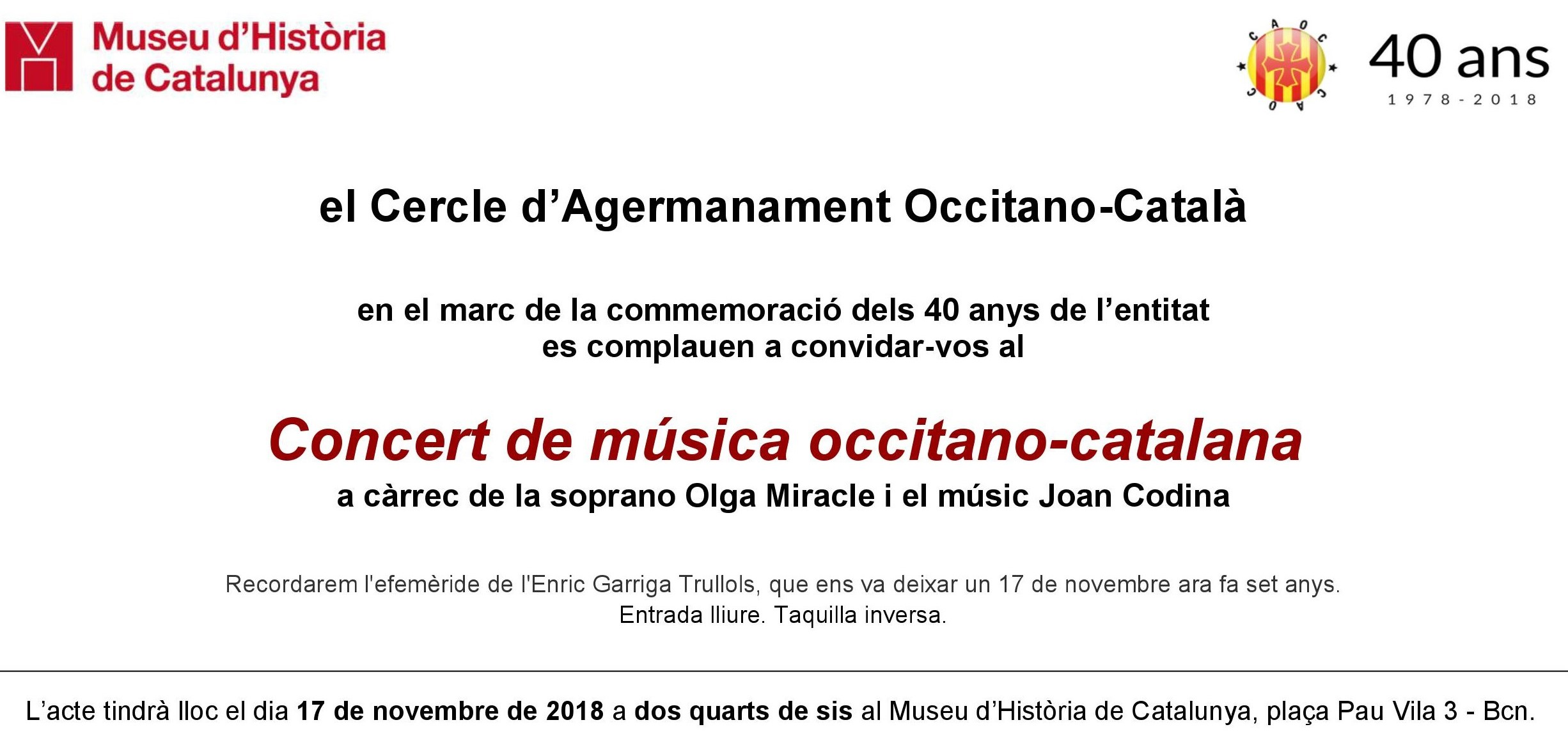 invitació CAOC